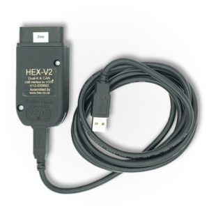 VCDS with HEX-V2 USB Interface – 3VIN