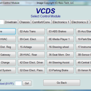VCDS with HEX-V2 USB Interface – Unlimited